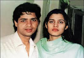 suhaib iliyasi with wife anju