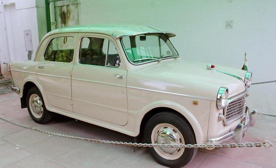 car of lal bahadur shashtri